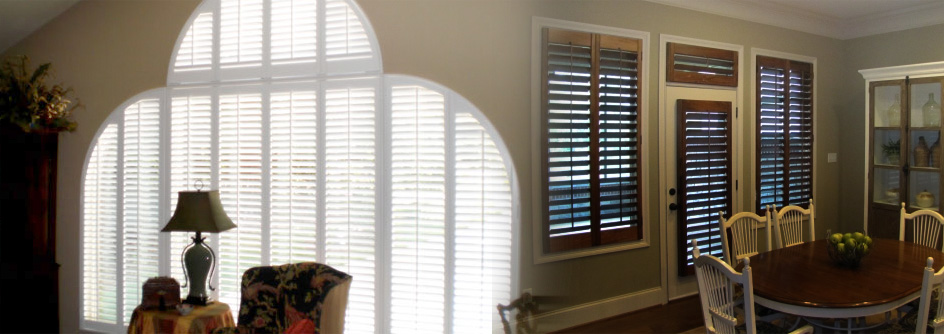 Custom Shades and Blinds - Knoxville, TN
