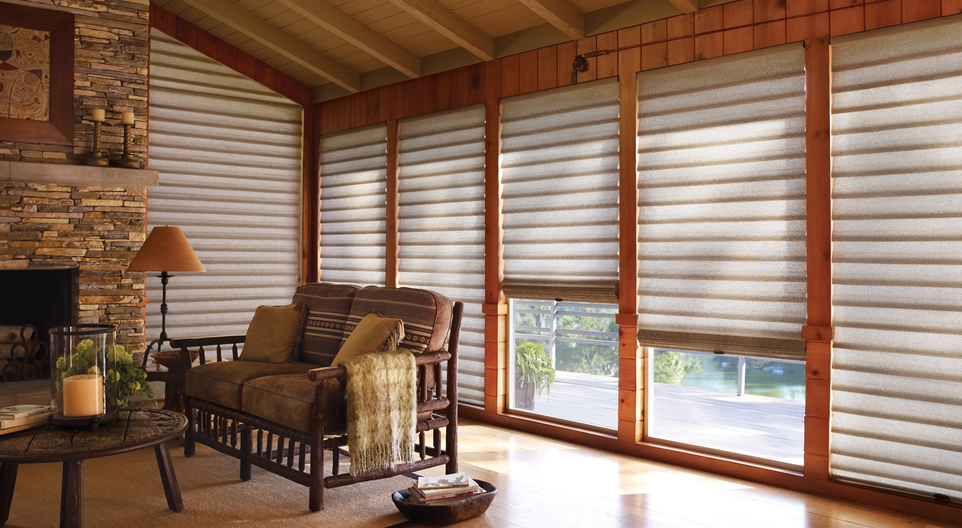 Hunter Douglas Custom Window Treatments