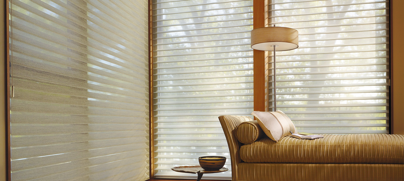 Alustra Silhouett by Hunter Douglas