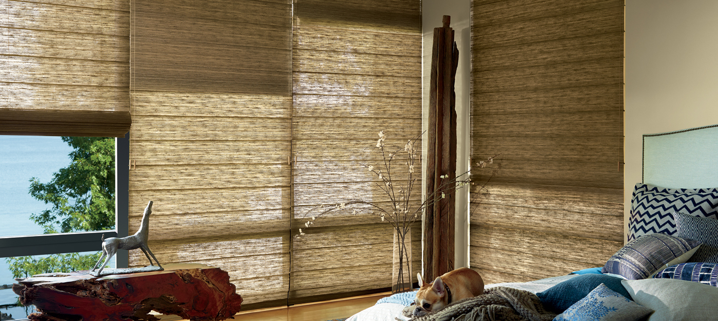 Alustra Woven Textures by Hunter Douglas