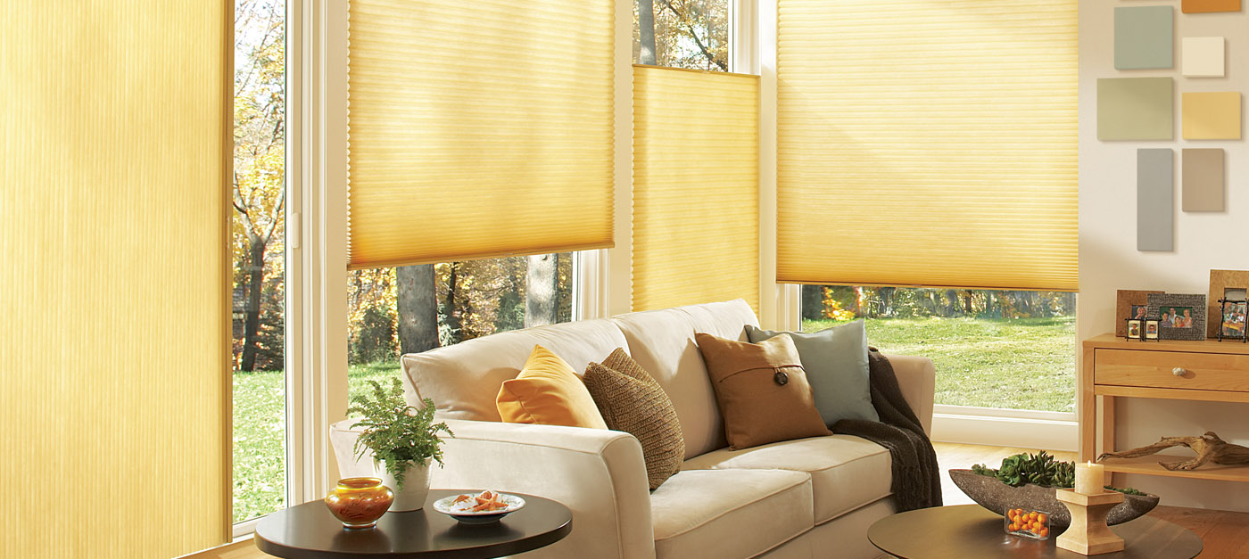 Hunter Douglas Applause Window Treatments