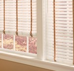 Aria Advanced Faux Wood Blinds by Comfortex - Knoxville, TN
