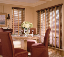 Knoxville Wood Blinds