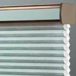 Privada No Holes Privacy Pleated Shades - Shutter Masters in Knoxville, TN