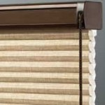 Privada No Holes Privacy Pleated Shades by Comfortex
