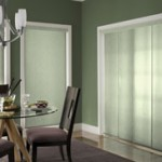 Comfortex Envision Panel Track Shades