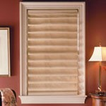 Elegant Roman Shades by Comfortex - Knoxville, TN