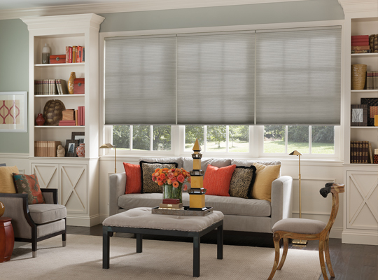 Silk Essence Cellular Shades by Comfortex