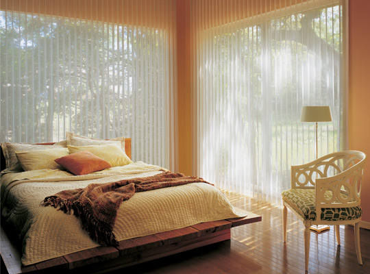 Vertical Sheer Shadings by Comfortex - Knoxville, TN