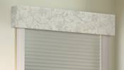 Natural Linen Valance by Comfortex - Knoxville, TN