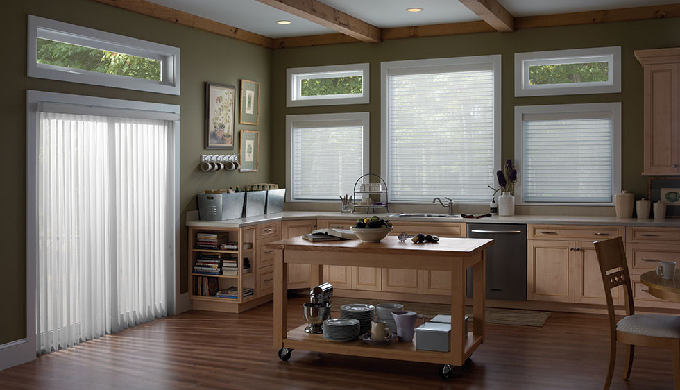 Shades, Blinds, and Shutters by Vista