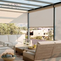 Exterior Solar Shades by Graber