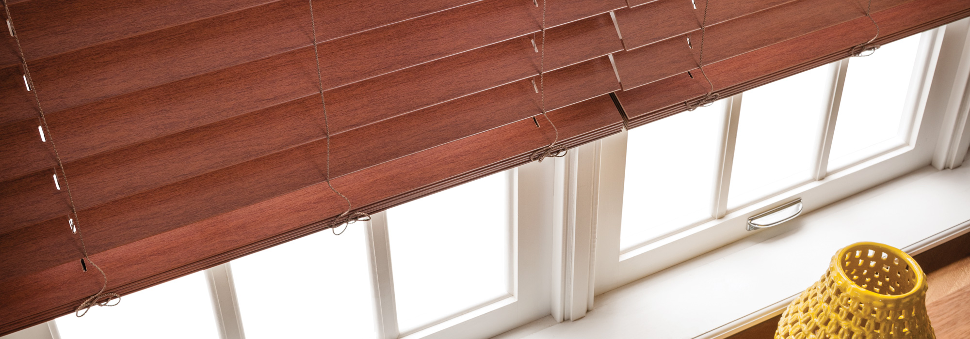 Faux Wood Blinds by Graber - Knoxville, TN