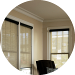 Hunter Douglas Designer Roller Shades - Knoxville, TN