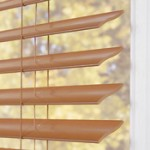 Comfortex Woodwinds Wood Alloy Blinds Profile - Shutter Masters in Knoxville, TN