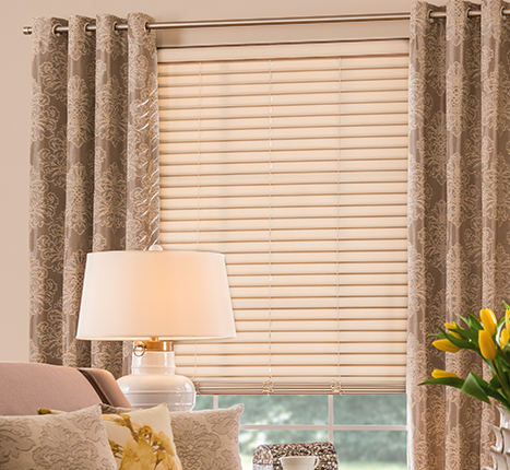 Sorenta Fabric Blinds by Graber