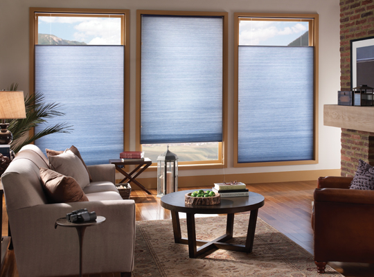 Symphony Cellular Shades by Comfortex