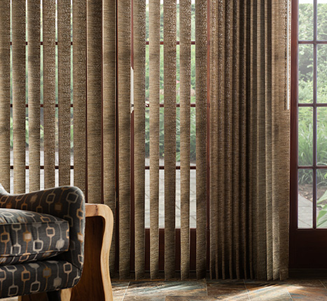 Vertical Blinds by Graber
