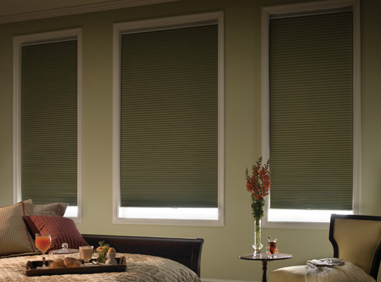 Virtuoso Cellular Shades by Comfortex