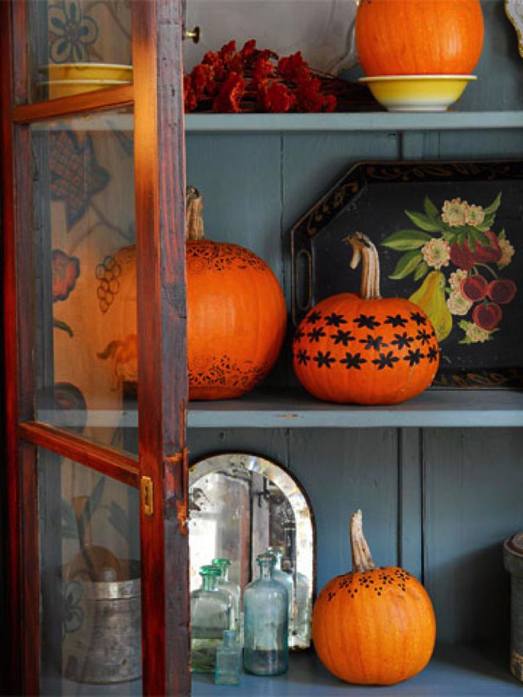 Pumpkin Decoration Ideas From Shutter Masters